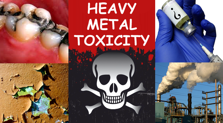 5 Things About Heavy Metal Poisoning